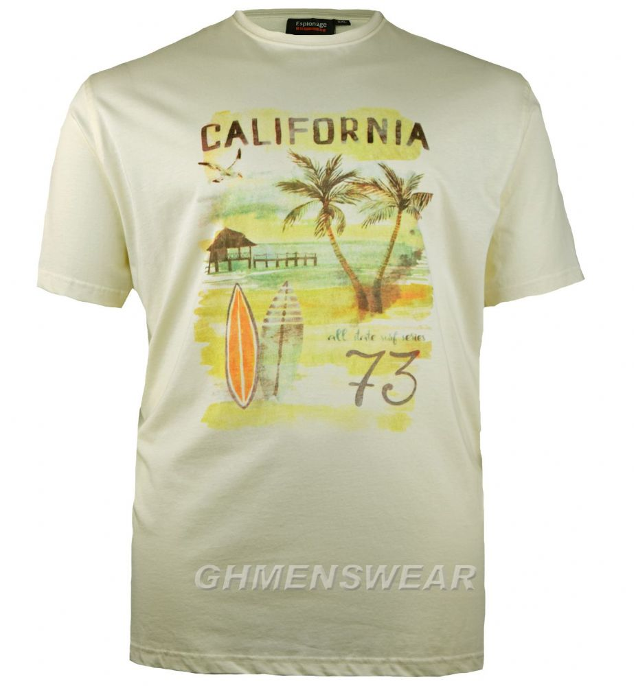 Espionage CALIFORNIA T Shirt